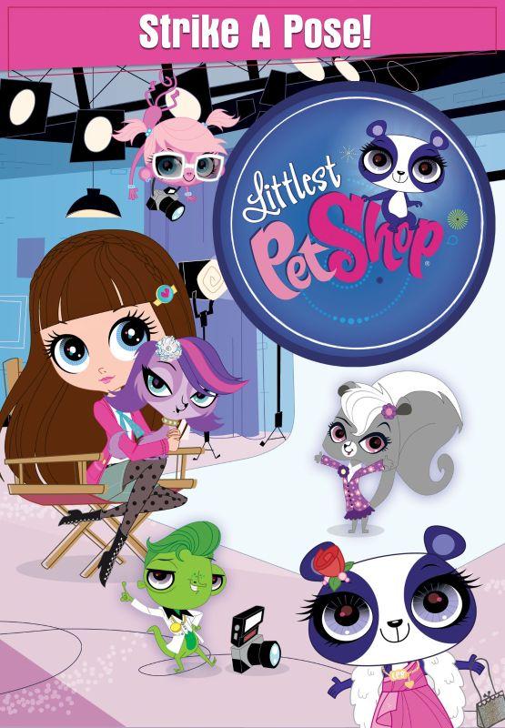 Littlest Pet Shop: Strike a Pose [DVD] 24213558