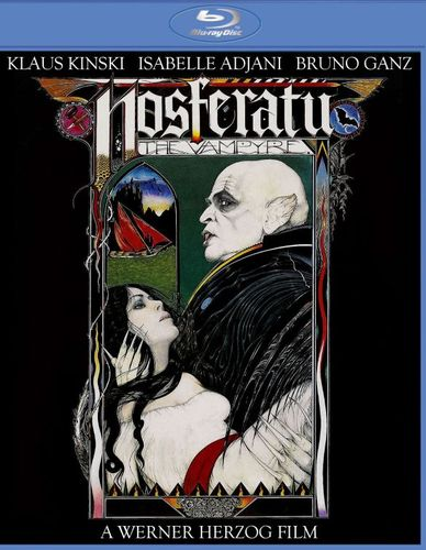 Nosferatu the Vampyre [Blu-ray] [1979] 24213676