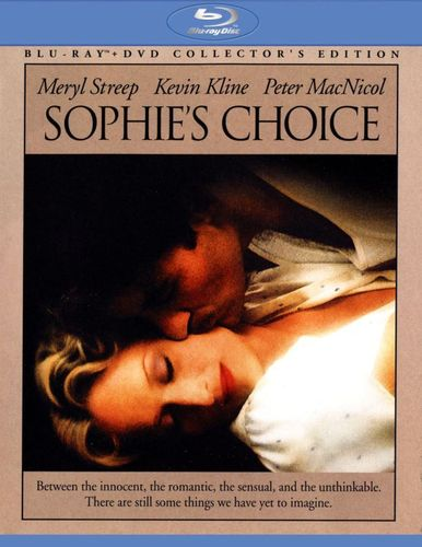 Sophie's Choice [Collector's Edition] [2 Discs] [Blu-ray] [1982] 24235294