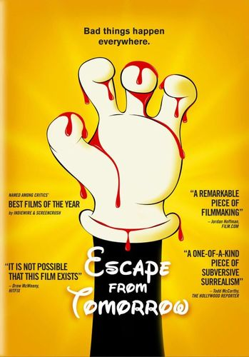 Escape from Tomorrow [DVD] [2013] 24235362