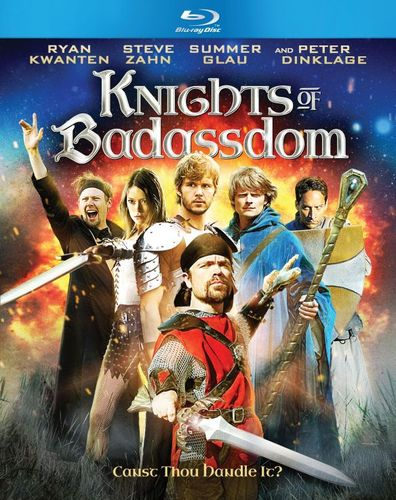Knights of Badassdom [Blu-ray] [2014] 24260275