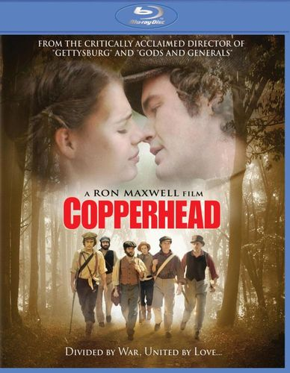 Copperhead [Blu-ray] [2013] 24262527