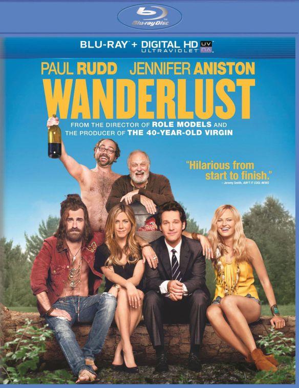 Wanderlust [Includes Digital Copy] [UltraViolet] [Blu-ray] [2012] 24264235