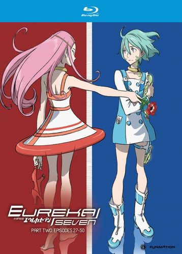 Eureka Seven: Part Two [4 Discs] [Blu-ray] 24268894