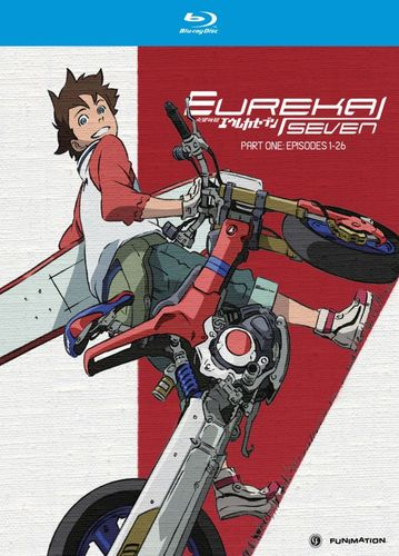 Eureka Seven: Part One [4 Discs] [Blu-ray] 24268903