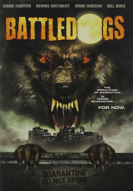 Battledogs [DVD] [2013] 24283176