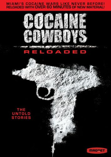 Cocaine Cowboys: Reloaded [DVD] [2013] 24290316