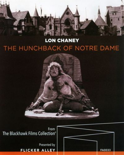 The Hunchback of Notre Dame [Blu-ray] [1923] 24298153