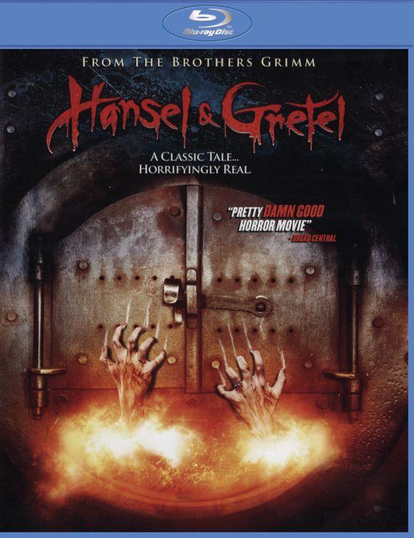 Hansel & Gretel [Blu-ray] [2013] 24355329