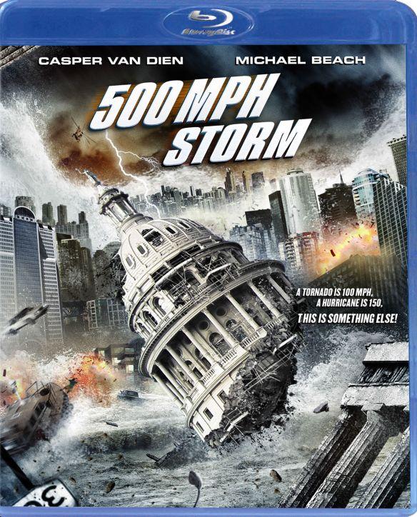 500 MPH Storm [Blu-ray] [2013] 24355425