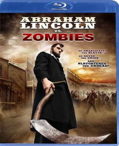 Abraham Lincoln vs. Zombies [Blu-ray] [2012] 24355932