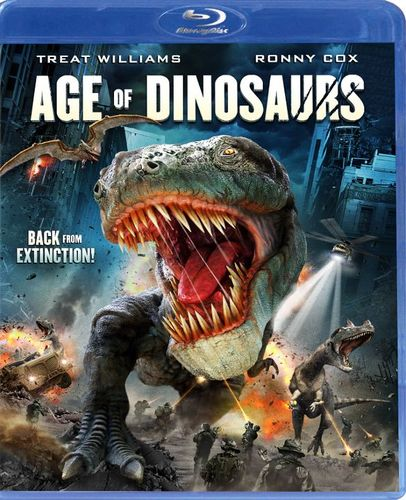 Age of the Dinosaurs [Blu-ray] [2013] 24358757