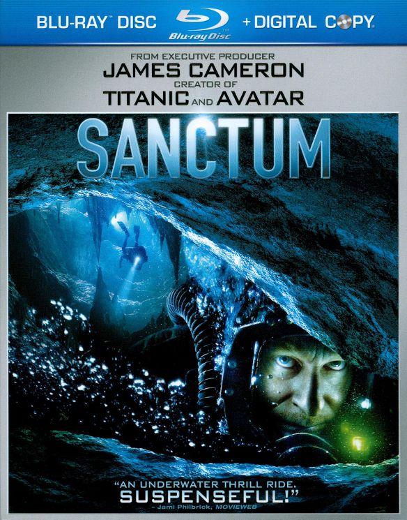 Sanctum [Blu-ray] [2011] 2436032