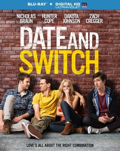 Date and Switch [Blu-ray] [2014] 24385173