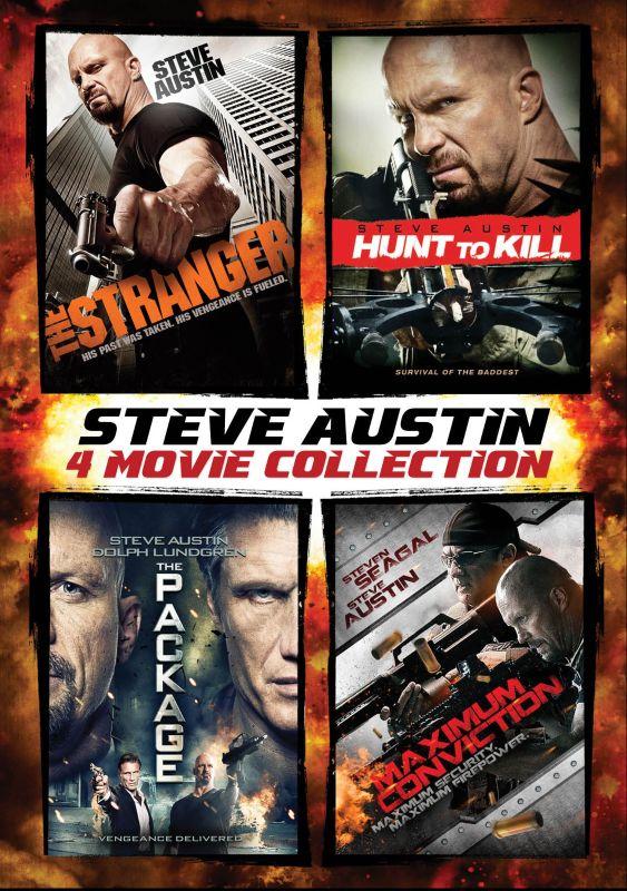 Steve Austin: 4 Movie Collection [4 Discs] [DVD] 24421282