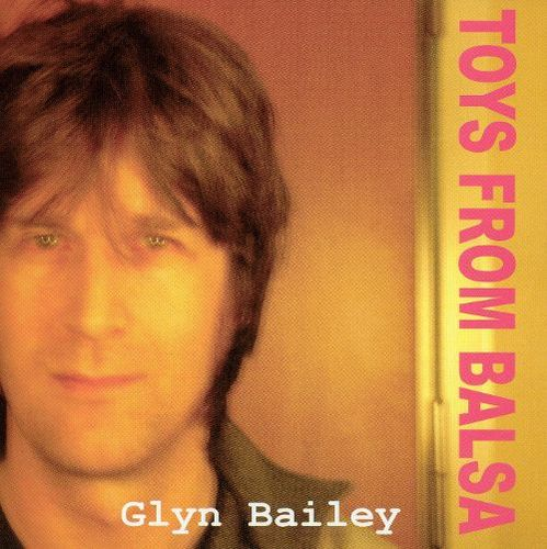 Toys from Balsa [CD]