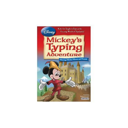 Disney Mickeys Typing...