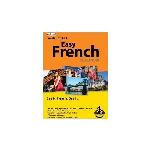 Easy French Platinum...