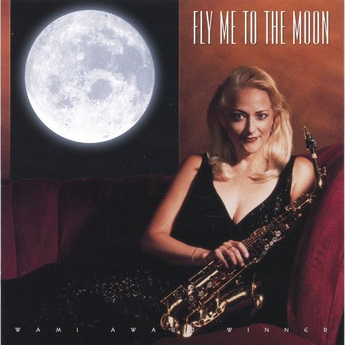 Fly Me to the Moon [CD] 24545578