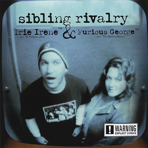 Sibling Rivalry [CD] 24561217
