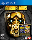 2K 47533 Borderlands: The Handsome Collection PlayStation