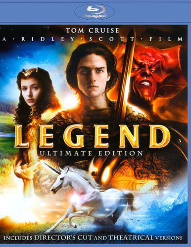 Legend [Rated/Unrated] [Blu-ray] [1985] 2462503
