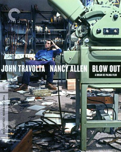 Blow Out [Criterion Collection] [Blu-ray] [1981] 2463327