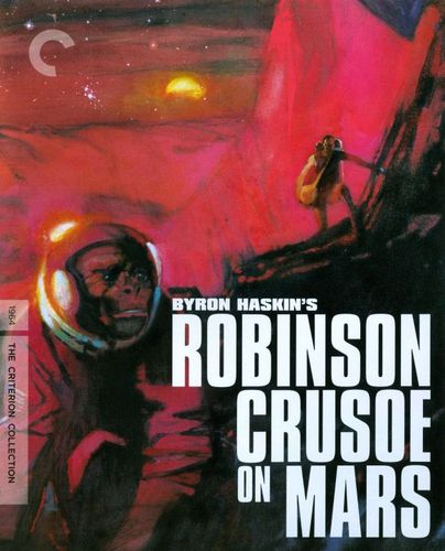 Robinson Crusoe on Mars [Criterion Collection] [Blu-ray] [1964] 2463354