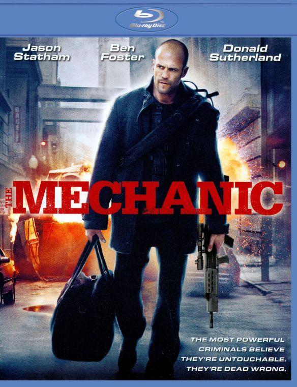 The Mechanic [Blu-ray] [2011] 2463381