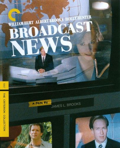 Broadcast News [Criterion Collection] [Blu-ray] [1987] 2463405