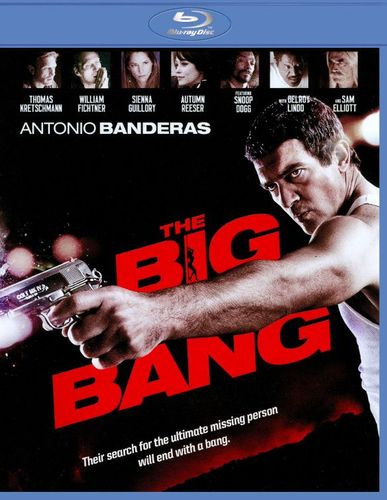 The Big Bang [Blu-ray] [2011] 2463469