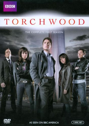 Torchwood: The Complete First Season [7 Discs] [DVD] 2463589