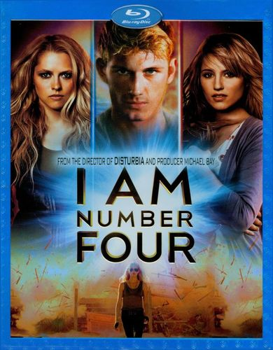 I Am Number Four [Blu-ray] [2011] 2466102