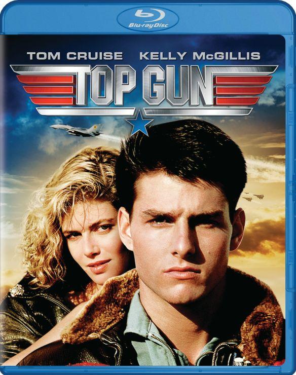 Top Gun [Blu-ray] [1986] 2466342