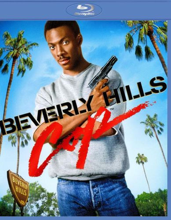 Beverly Hills Cop [Blu-ray] [1984] 2466379