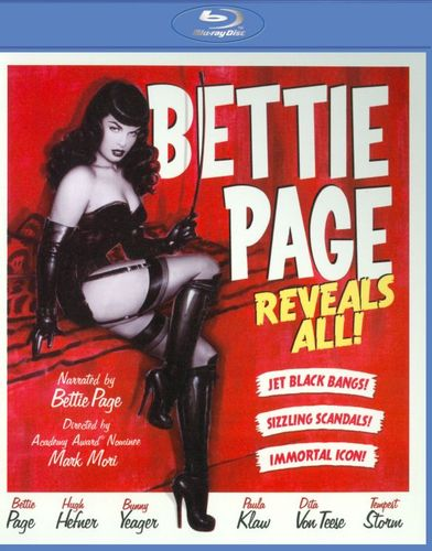 Bettie Page Reveals All [Blu-ray] [2013] 24673622