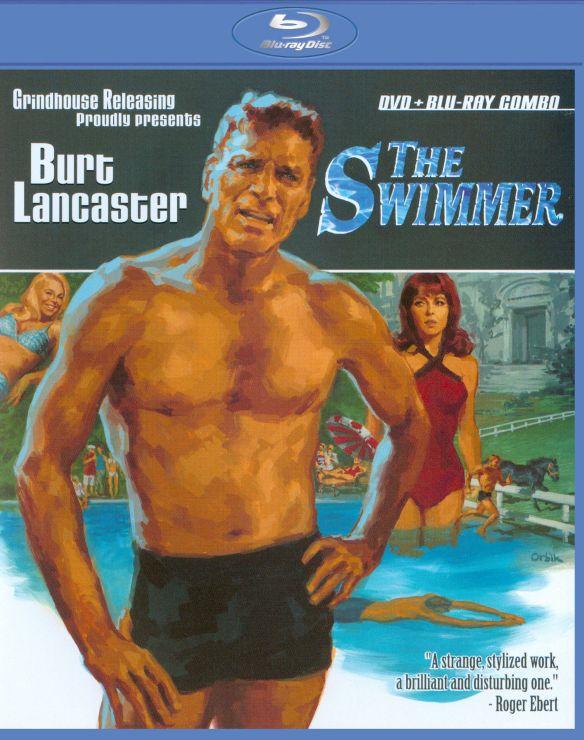 The Swimmer [2 Discs] [Blu-ray/DVD] [1968] 24675074