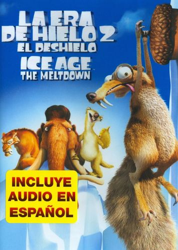 Ice Age: The Meltdown [Spanish] [DVD] [2006] 24719326
