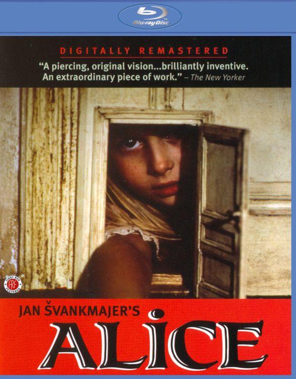 Jan Svankmajer's Alice [Blu-ray] [1988] 24732141