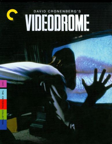 Videodrome [Criterion Collection] [Blu-ray] [1982] 2474122