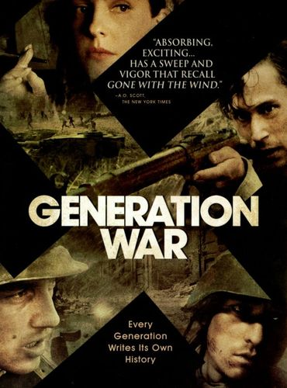 Generation War [2 Discs] [DVD] [2013] 24745162