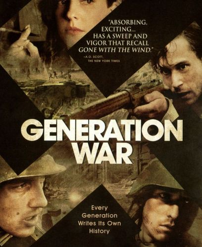Generation War [2 Discs] [Blu-ray] [2013] 24745199
