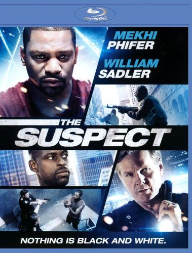 The Suspect [Blu-ray] [2013] 24749177