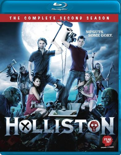 Holliston: The Complete Second Season [Blu-ray] 24749186