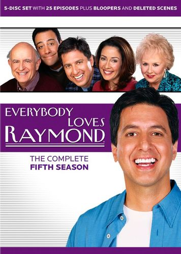 Everybody Loves Raymond: The Complete Fifth Season [5 Discs] [DVD] 24753603