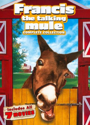 Francis the Talking Mule: Complete Collection [3 Discs] [DVD] 24759148