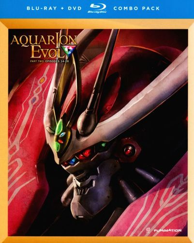 Aquarion Evol: Part 2 [4 Discs] [Blu-ray/DVD] 24774557
