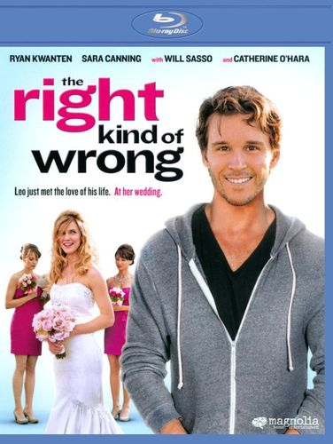 The Right Kind of Wrong [Blu-ray] [2013] 24776564
