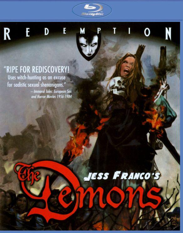 The Demons [Blu-ray] [1972] 24790192