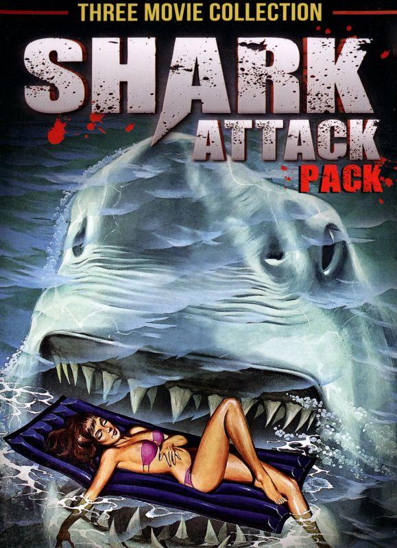 Shark Attack Pack [DVD] 24794413
